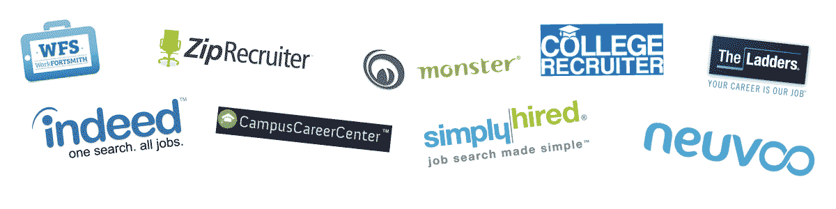 job search engines banner