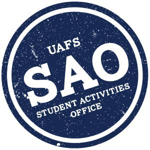 Student activities office logo