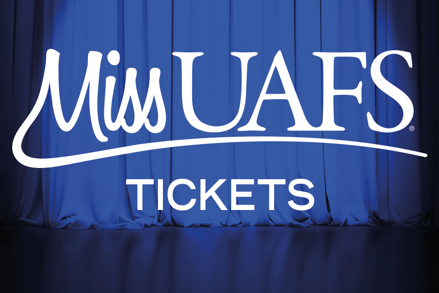 Miss UAFS Tickets