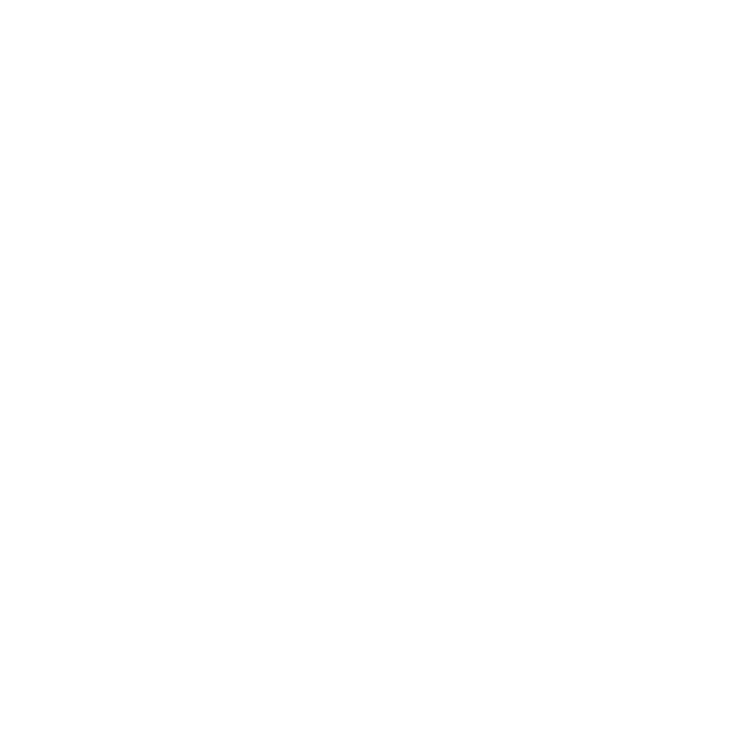blue and white lion logo
