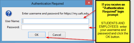 "Example of ""authentication required"" example"