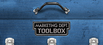 University Relations Toolbox graphic and link