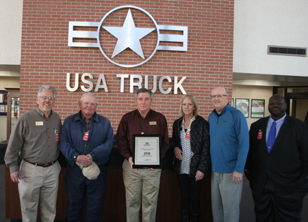 usa truck recognition